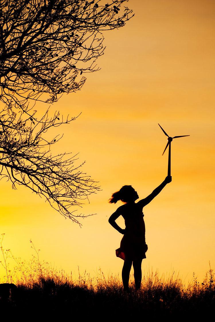 Nuevo sistema híbrido de generación de energía limpia