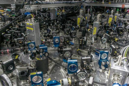 Exitosa teleportación cuántica