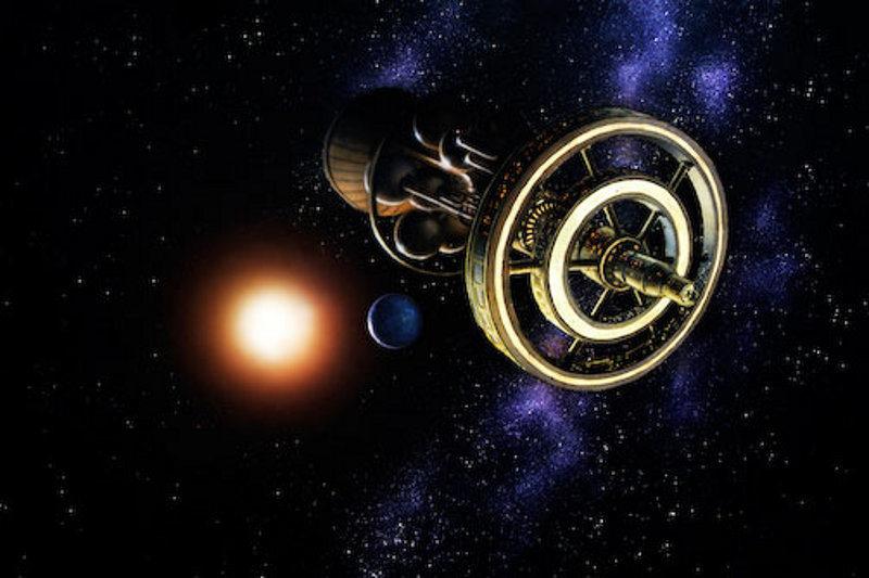 DARPA busca ideas para desarrollar una nave interestelar