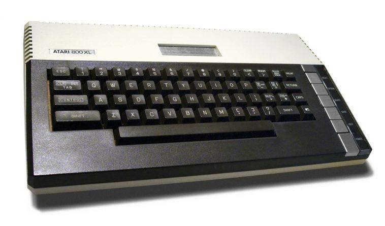 Retroinformatica Atari Xl 1982 Neoteo