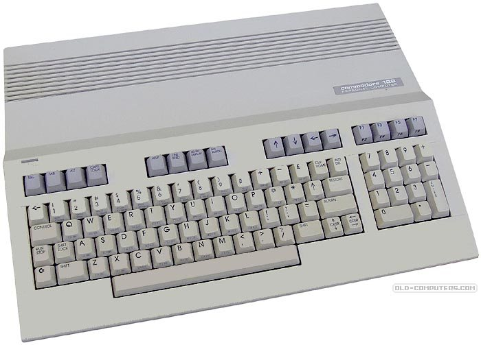 Retroinformática: Commodore 128 (1985)