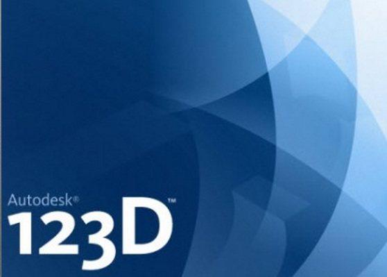 Autodesk 123D: Modelado 3D gratuito