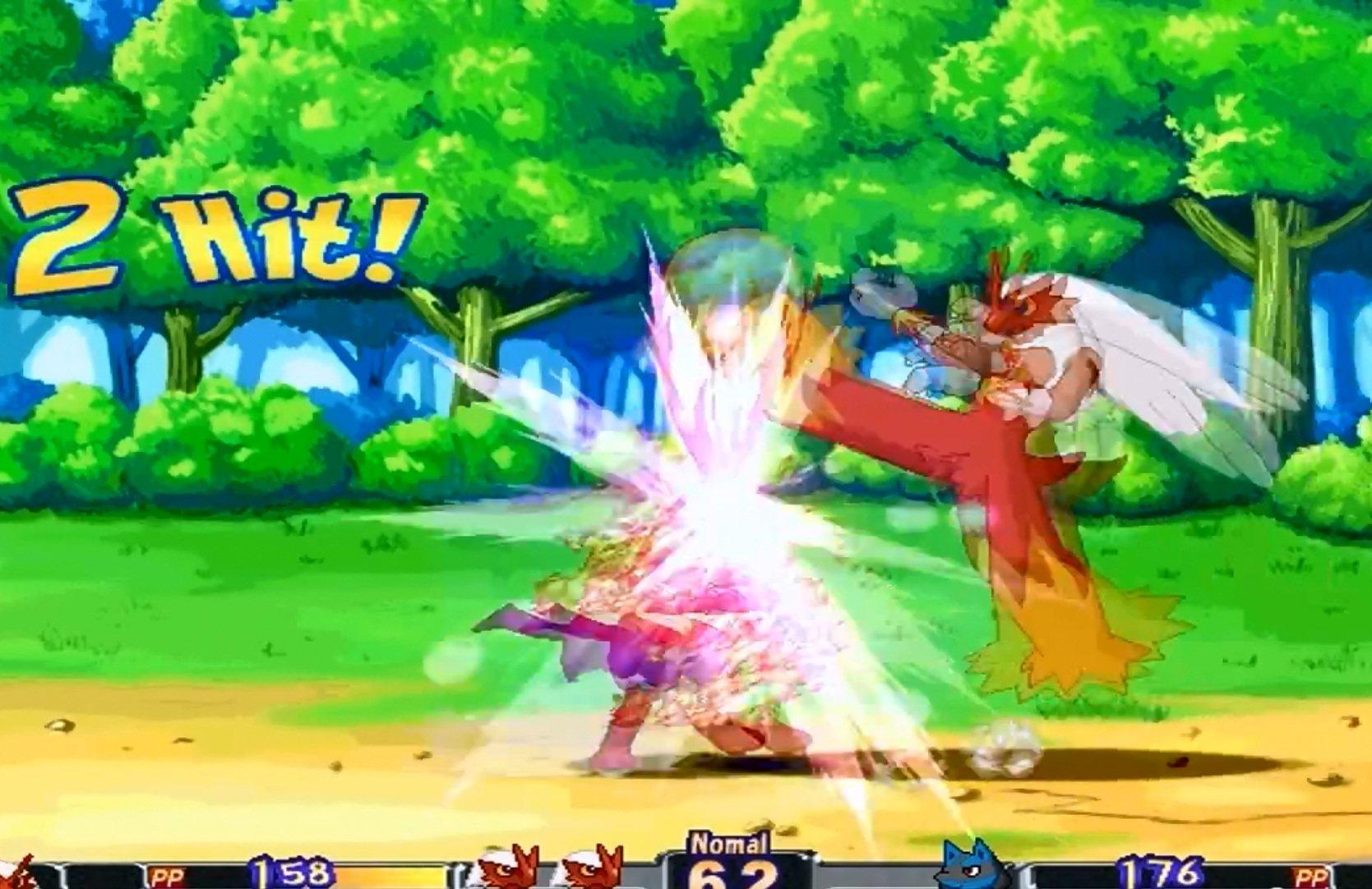 Pokemon Type Wild: Juego de pelea gratuito basado en Pokémon