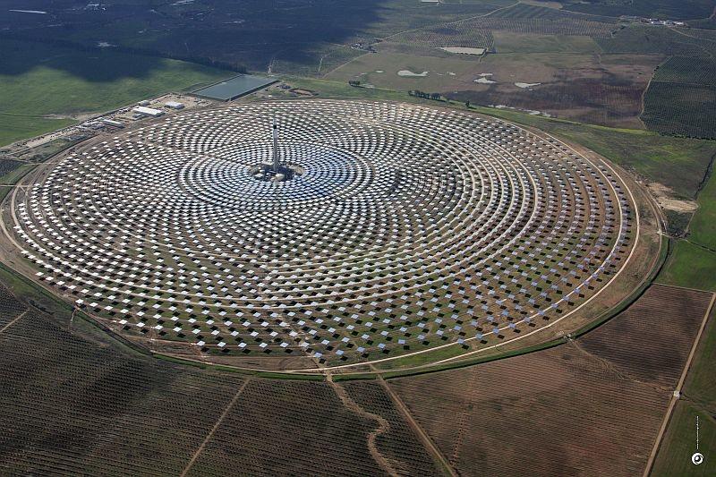 Gemasolar: Energía solar las 24 horas