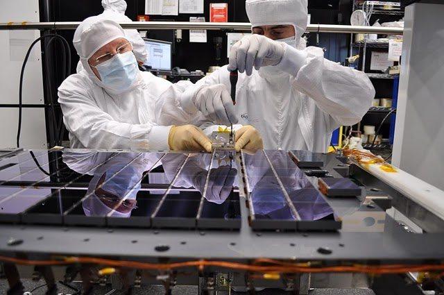 Una cámara de mil millones de píxeles cartografiará la Galaxia