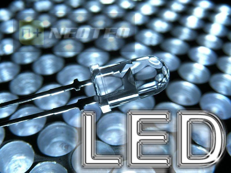Electrónica Básica: Diodos Emisores de Luz: LED