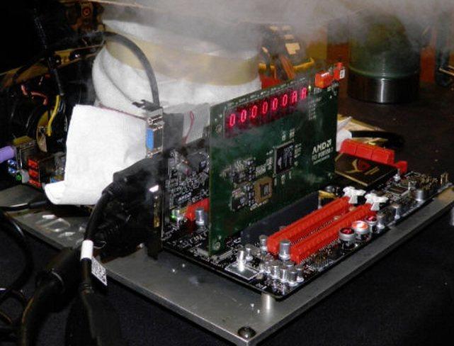 AMD FX: El procesador más rápido del mundo