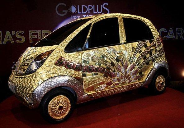GoldPlus: El coche de oro de Tata