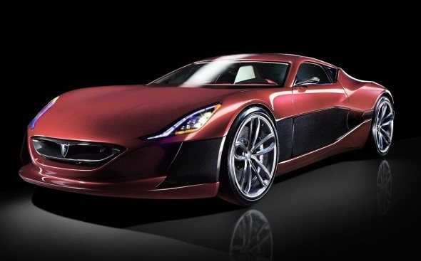 Rimac Concept One: Supercoche eléctrico (vídeo)