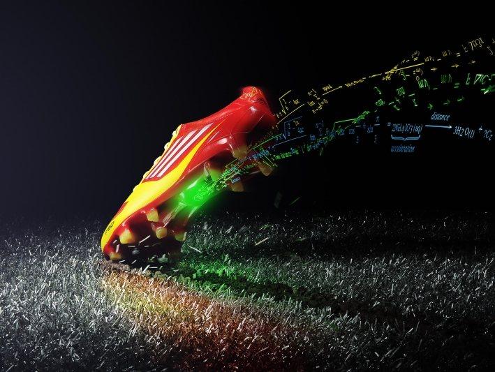 adizero f50: Botas de fútbol inteligentes