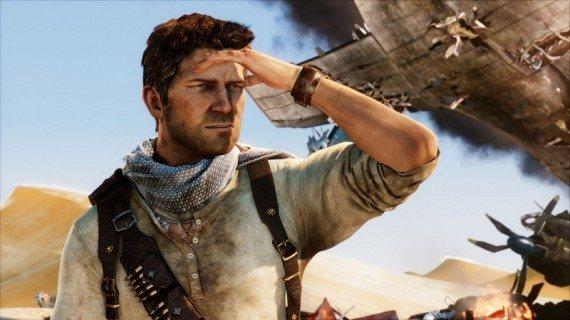 Uncharted 3: ¿Candidato a juego del año? (trailer)