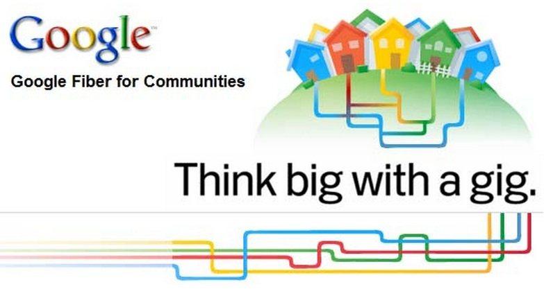 Google quiere desplegar fibra óptica de 1GB en Europa