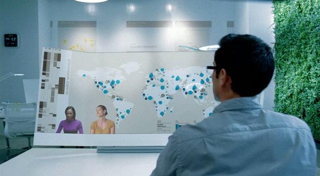 El futuro de la productividad (Microsoft)