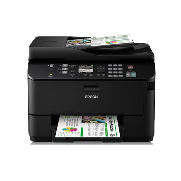 Nueva serie Epson Workforce Pro