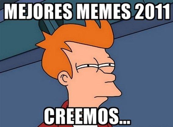 Los mejores memes de 2011