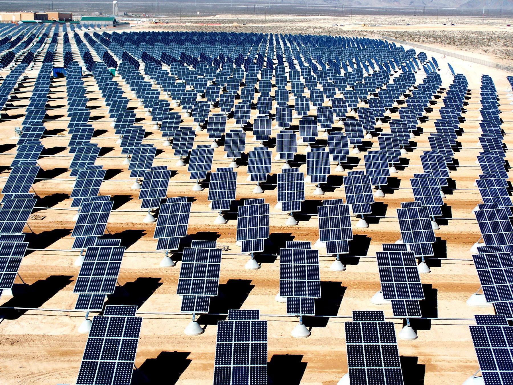 Los países que más usan energía solar