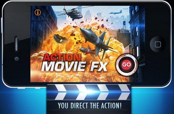 Action Movie FX: Convierte vídeos caseros en escenas de acción