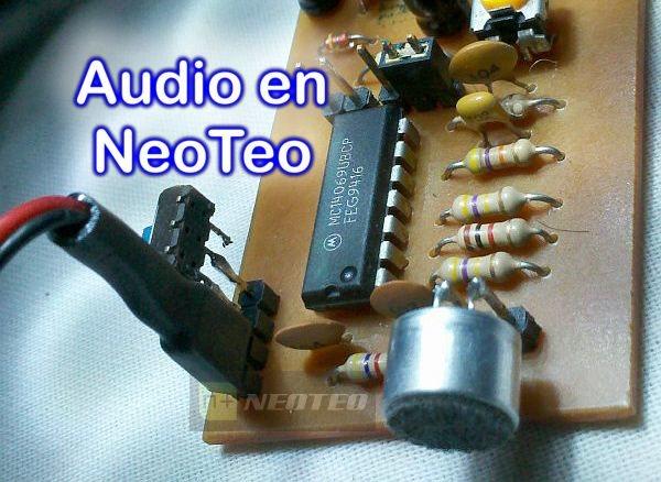 Electrónica Básica: Previo de audio con CD4069B