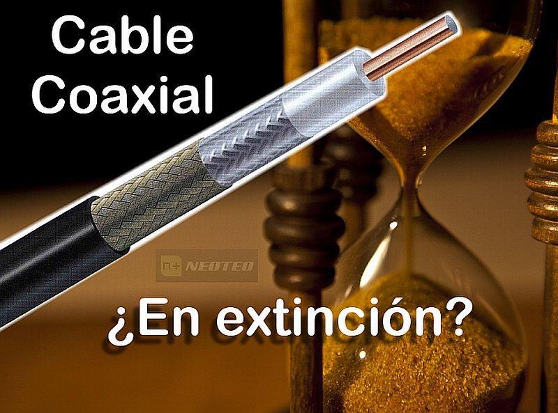 Cable Coaxial: Una especie en extinción (Debate)
