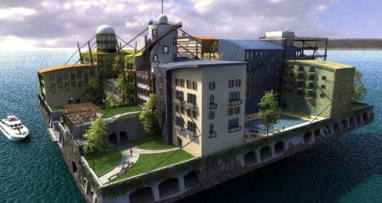 ¿Ciudades flotantes y políticamente autónomas en una década?