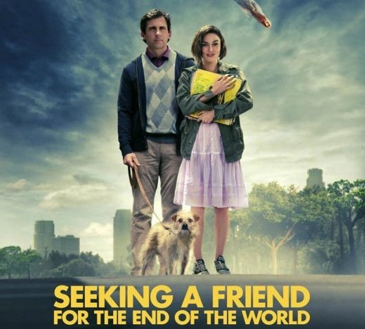 Seeking a Friend for the End of the World (trailer)