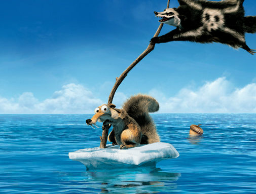 Ice Age: Continental Drift (Trailer)