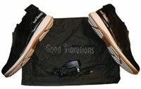 Buenas vibraciones: zapatillas terapeuticas