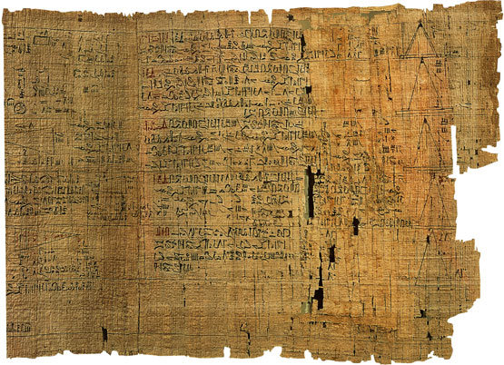 Resultado de imagen de origen papiro