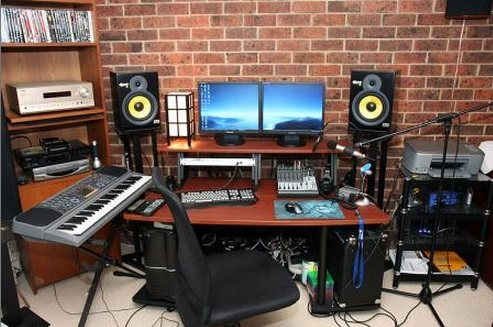 Cómo montar un estudio de grabación casero (parte 1)