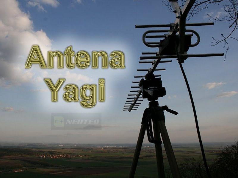 La Antena Yagi