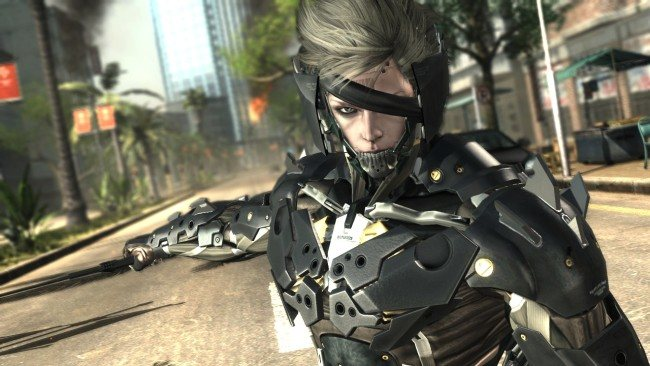 Metal Gear Rising: Revengeance (Trailer)