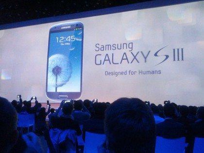 Samsung Galaxy S3: Especificaciones y detalles
