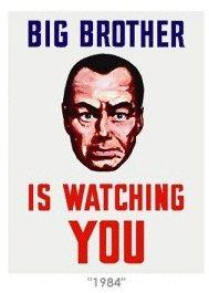 The Big Brother ataca de nuevo.