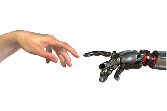 Tacto robótico
