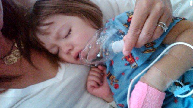 Charlotte Fiji, su rara epilepsia le impidió una vida normal desde el comienzo