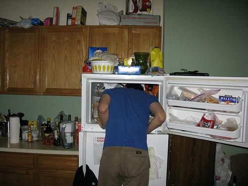 Head in freezers