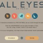 All Eyes in Paris
