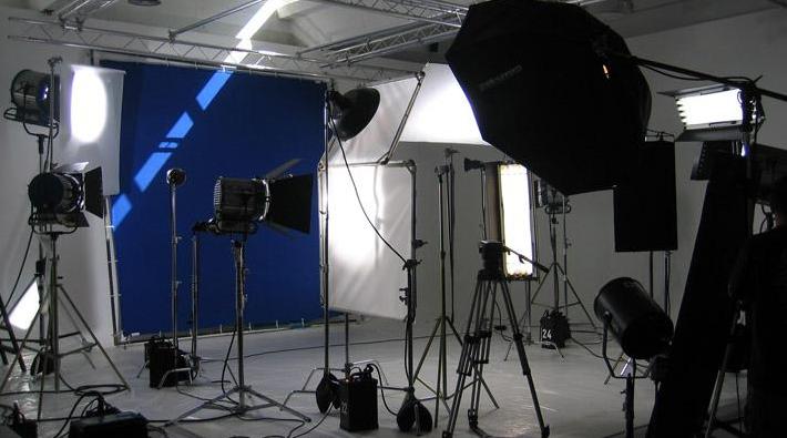 El cine y la tecnolog a el espectro luminoso neoteo - Iluminacion cinematografica ...