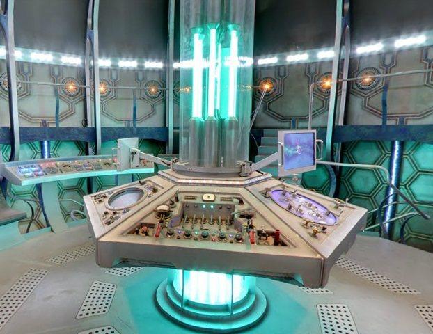 TARDIS - 11vo. Doctor