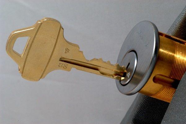 Impresión 3D de llaves de seguridad
