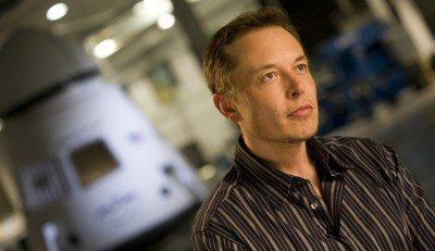 Elon Musk, de SpaceX