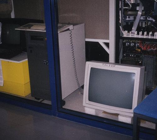 Primer servidor de IRC
