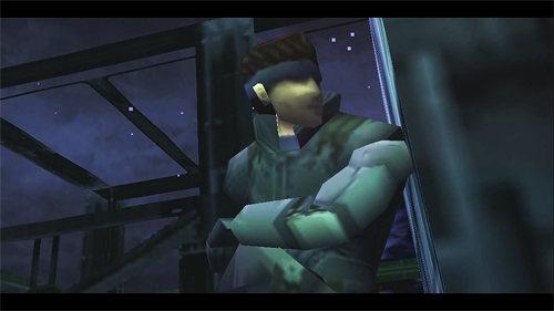 MGS1-Snake-Kneeling