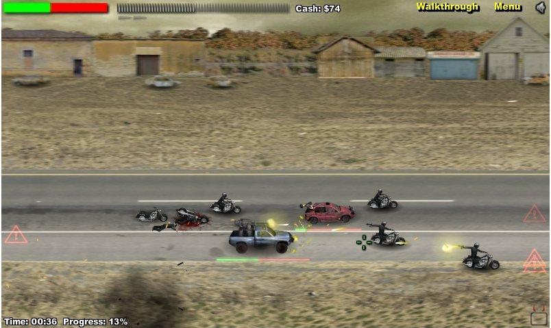 Madness on Wheels es como Mad Max