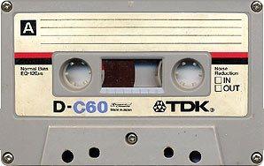 El clásico TDK de 60