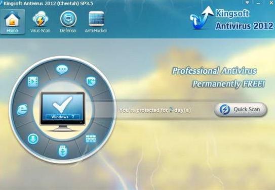 Antivirus basados en la nube para Windows