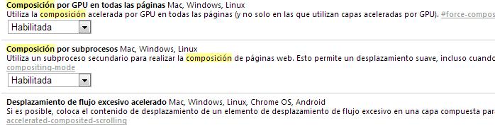 Trucos para optimizar Chrome