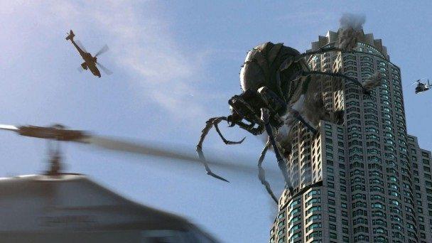 Big Ass Spider!: La película de la araña gigante