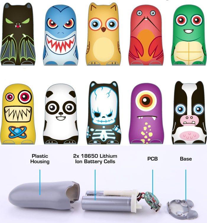 Diseños BatteryBot