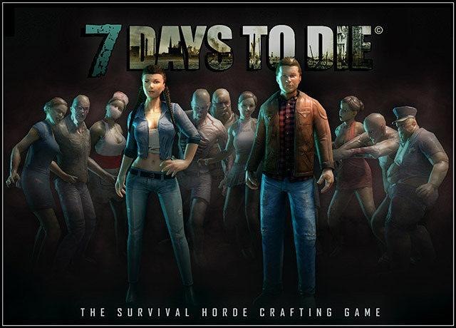 7 days to die  (Espanol) (Juegos 2014)